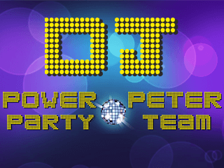 Logo DJ Power Peter