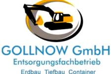 Logo Gollnow Erdbau