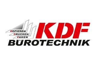 Logo KDF Bürotechnik