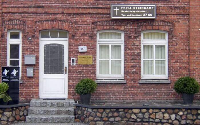 Steinkamp Bestattungen