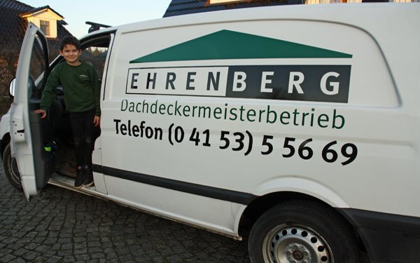 Ehrenberg Dachdeckermeisterbetrieb