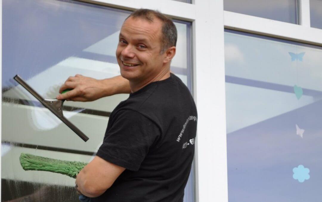 Fensterputzer Thomas Obst