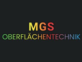 Logo MGS Oberflächentechnik