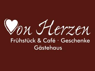 Logo Cafe von Herzen